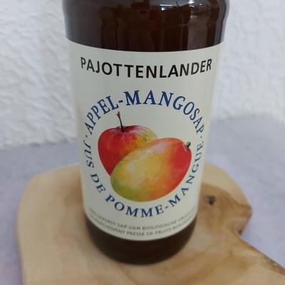 Jus pomme-mangue