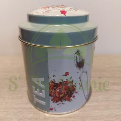 Boîte à thé Motif 150g