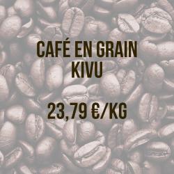 Café grain Kivu