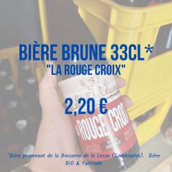bière la lesse brune