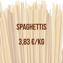 Spaghettis blancs