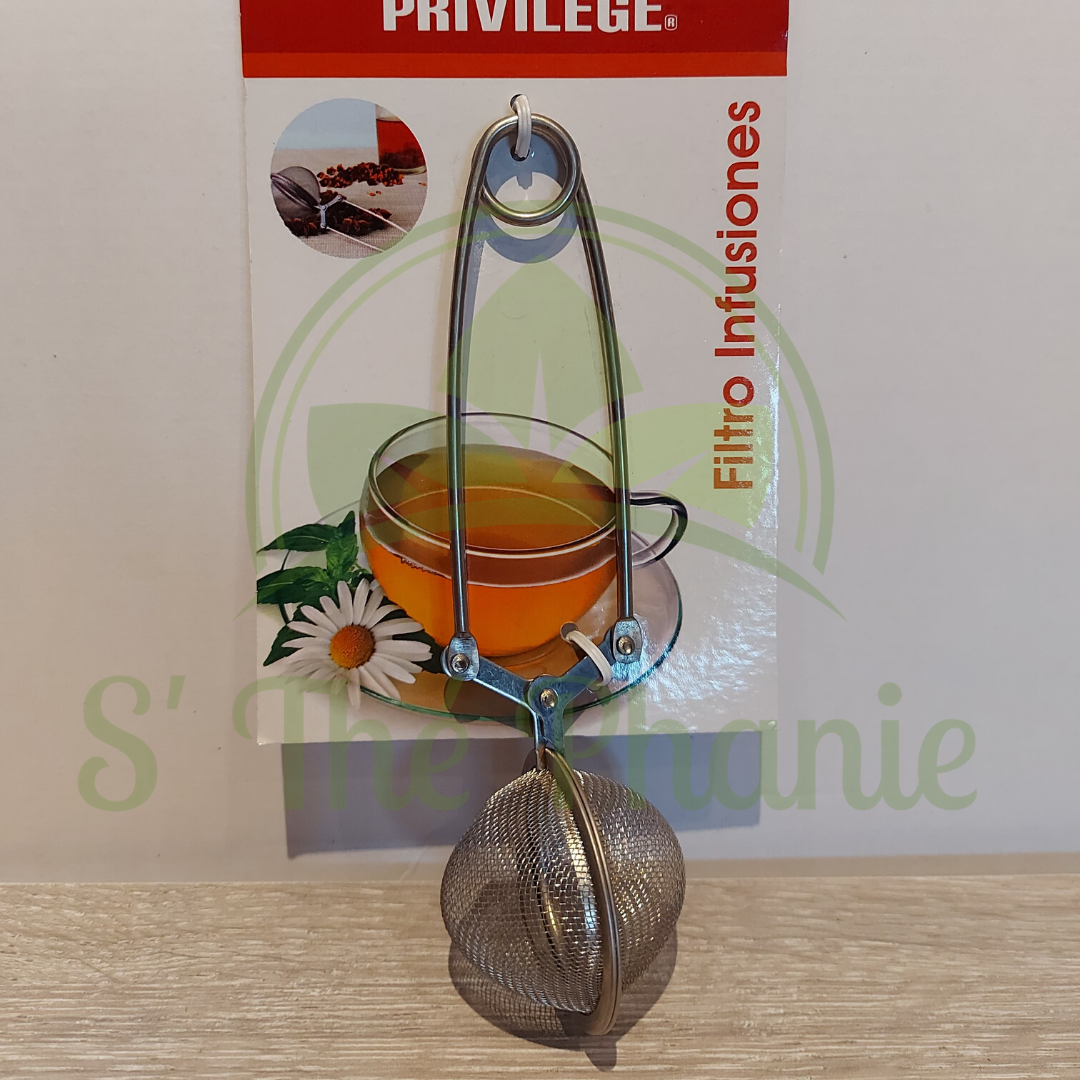 Infuseur pince site