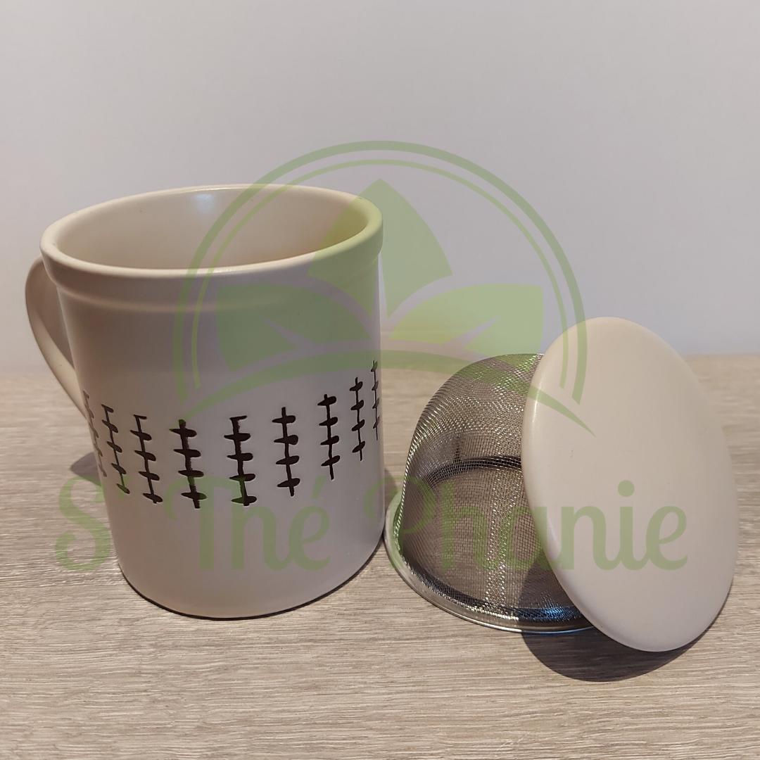 Mug filtre beige site