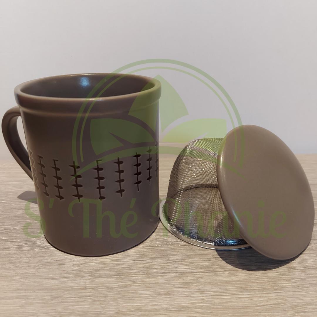 Mug filtre taupe fonce site